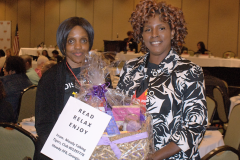 Gift basket winner