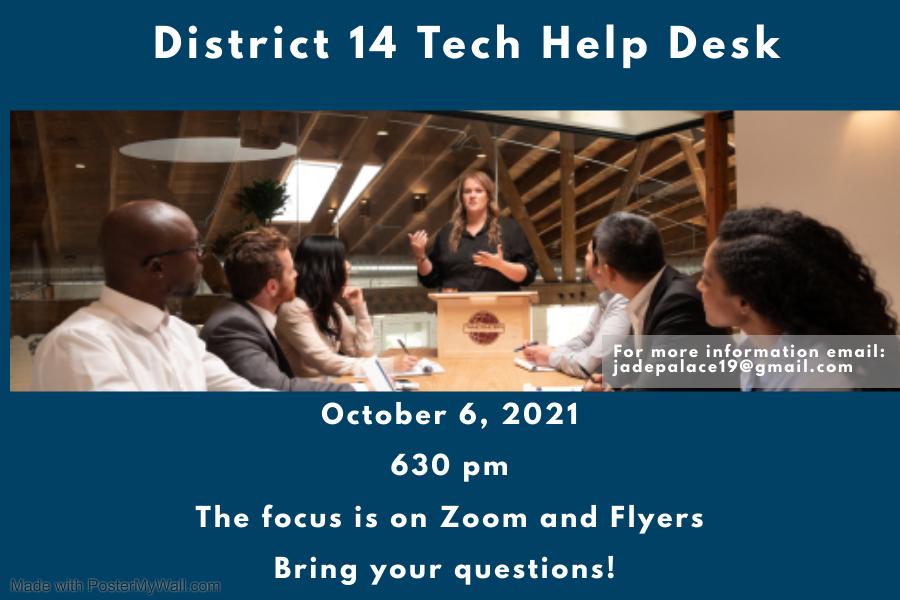 District 14 Tech Help Desk